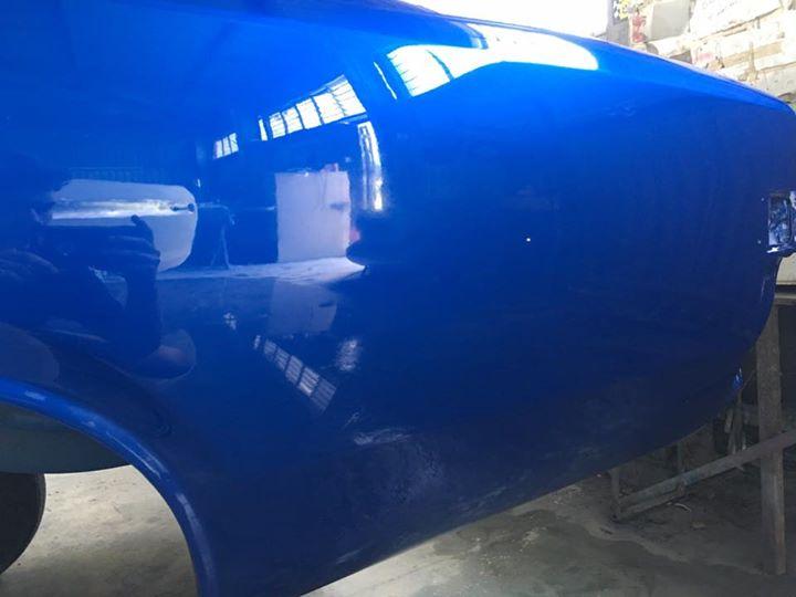 Fix Car Paint Ipswich